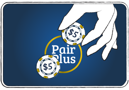 betting pair plus