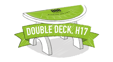 Double deck, H17