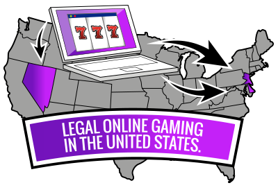 online casino legality within the U.S
