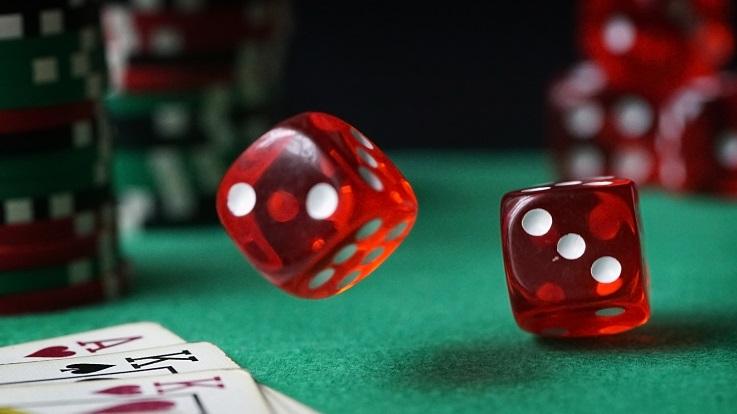 Craps' dice