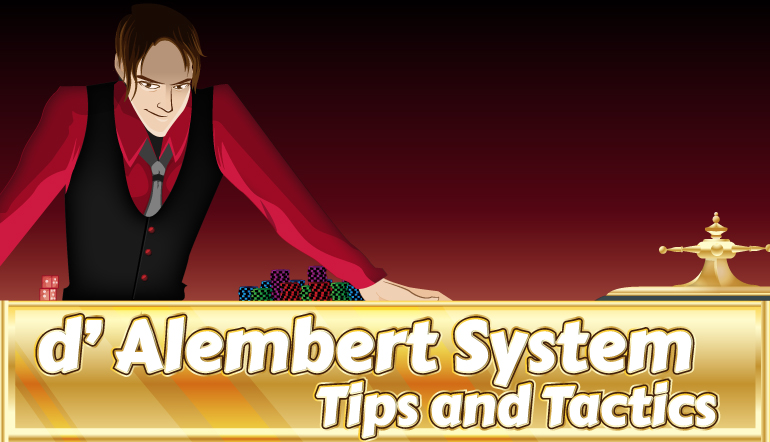 d'Alembert system - tips and tactics