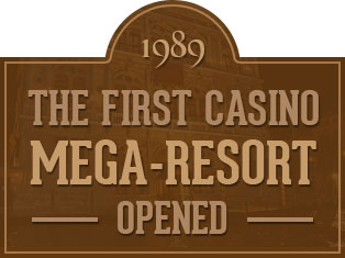 Casino Mega Resort Open